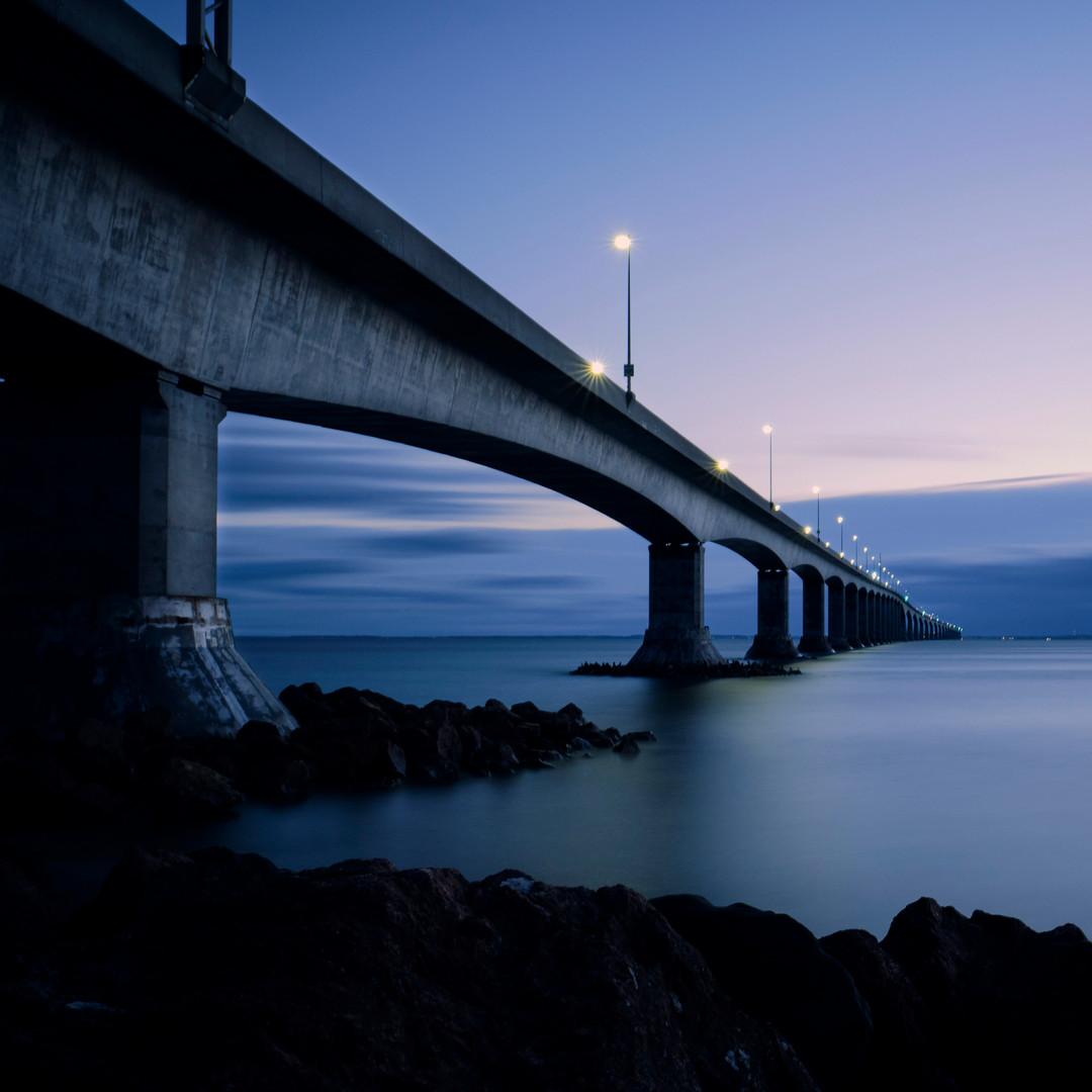Pont/Bridge Confederation PEI