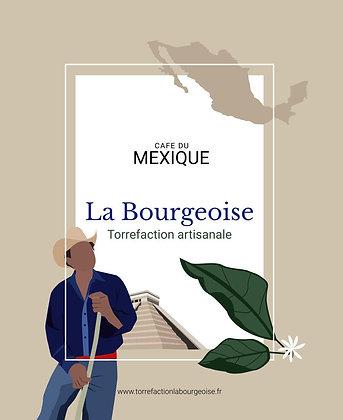 La Bourgeoise, Café Mexique (décaféiné)