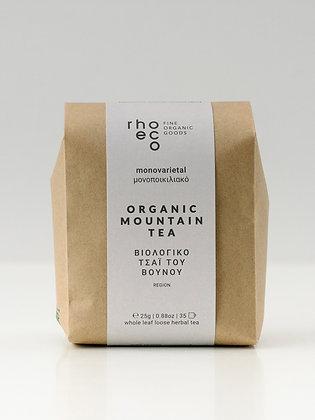 Rhoeco, Thé Organic Moutain