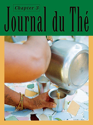 Journal du Thé, Chapitre 3