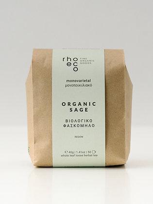 Rhoeco, Thé Organic Sage