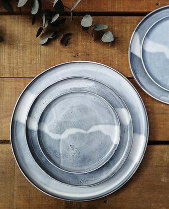 Ln Boul, Assiette en céramique