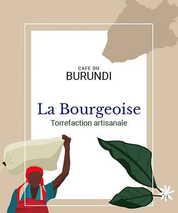 La Bourgeoise, Café Burundi