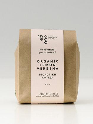 Rhoeco, Thé Organic Lemon Verbena