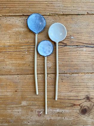 Ln Boul, Cuillères en céramique