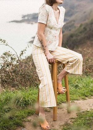 Muse & Marlowe, Pantalon Tess stripped