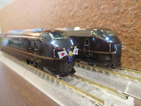 E655系なごみ(和)+特別車両 日章旗取り付け済み6両セット