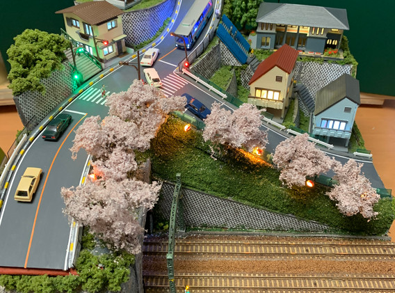 No.62 京急富岡の桜②