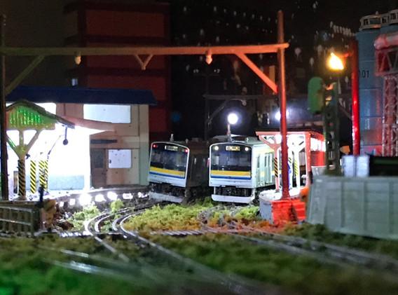 No.45 鶴見駅浅野駅
