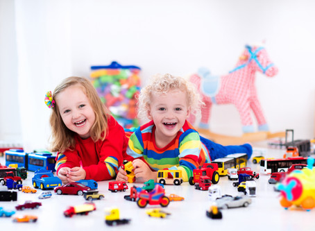 Ways to Make Learning Fun: Childhood Development Begins at Home