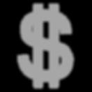 Grey Dollar Sign.png