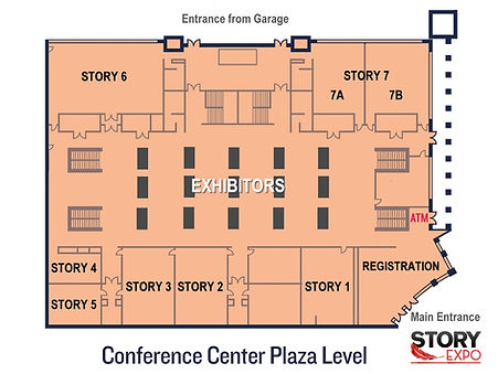 Story Expo LA Floor Plan