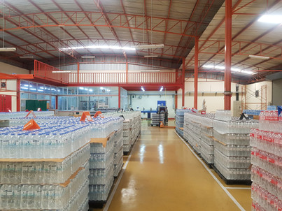 โรงงานผลิตน้ำดื่ม lifeplus water