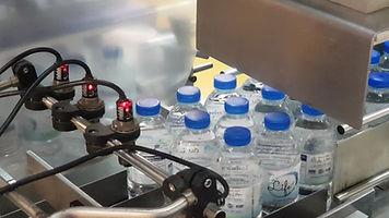 ผลิตน้ำดื่มติดแบรนด์ เครื่องจักรทันสมัย