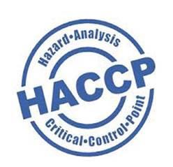 สัญลักษณ์มาตรการผลิต  HACCP