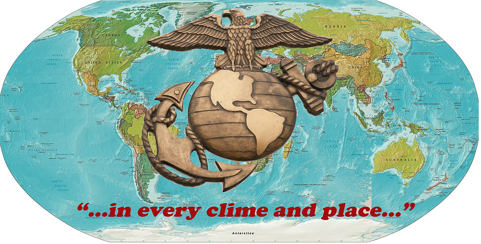 Every Clime and Place...
