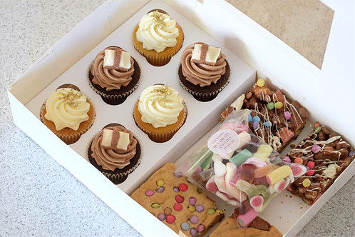 Local Treat Box & Pick 'n' Mix