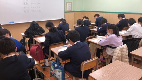 月例テスト(小学5年生・小学6年生)