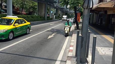 バンコクの現状