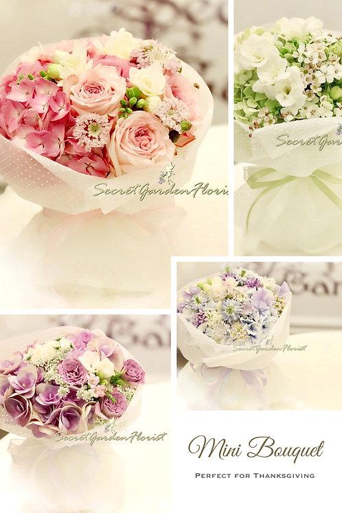 Mini Bouquet ~ 2 bunches