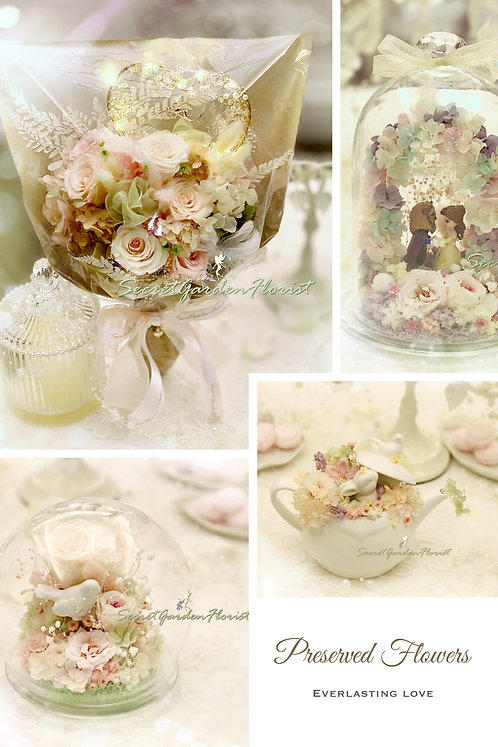Preserved Flower Gifts