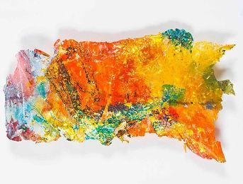 contemporary artist based in Belgium Ihor Biloushchenko