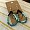 Thumbnail: Mae Earrings, turquoise 122
