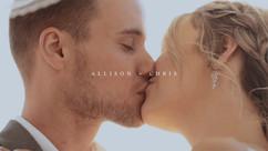 Allison & Chris Film