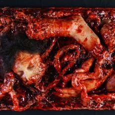FULL PLATTER BRAIN BLOODY