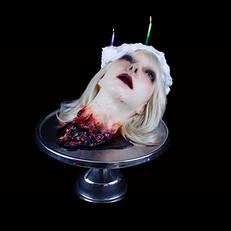 CREEP CAKE PLATE