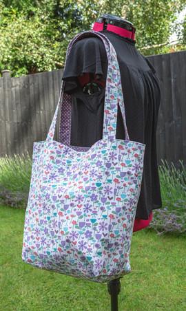 Reversible Tote Bag