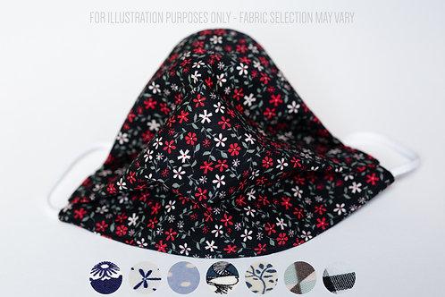 Face Mask (Non-Medical) - Fabric Choice P58 - P71