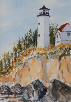 Bass Harbour Lighthouse