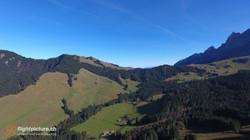 Blick ins Appenzellerland
