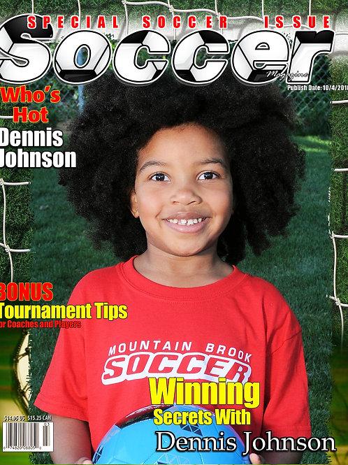 Magazine Cover BUSA