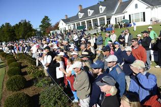 Virigina CC hosting the PGA Champions