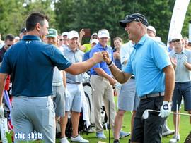 Stewart Cink's Golf Clinic