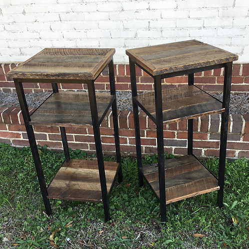Metal Base Tables