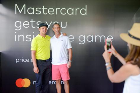 Mastercard Player Visit