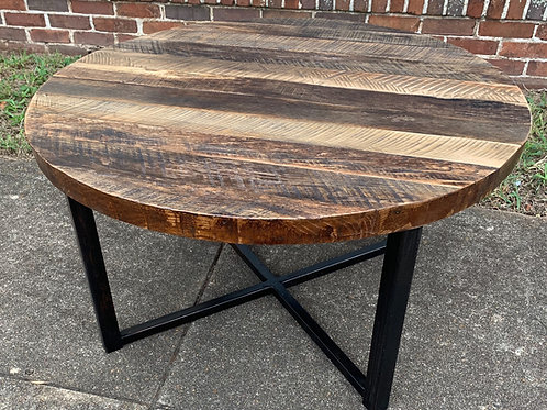 Metal Base Coffee Table