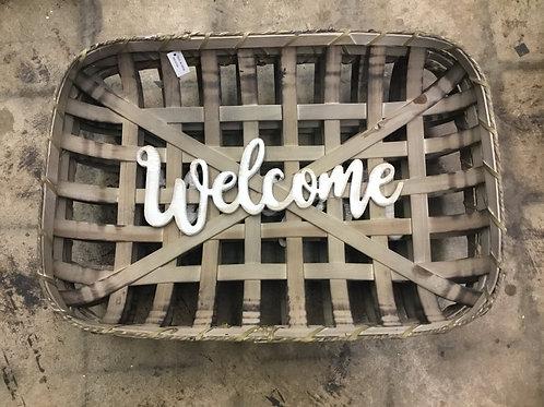 Welcome Basket  $29.99