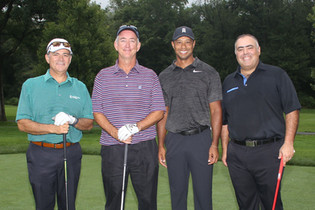Pro-Am with Tiger Woods