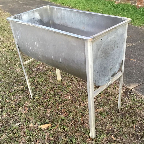 Stainless Tub  $245.00