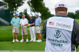 Pro-Am with Justin Thomas