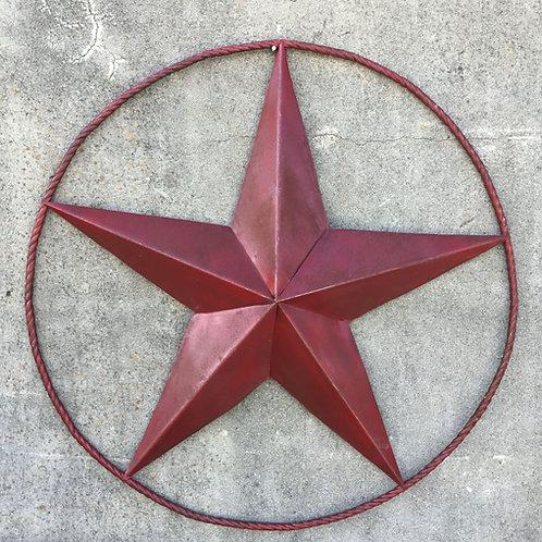 Metal Rope Star  $79.99