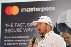 Mastercard Brand Ambassador Graeme McDowell