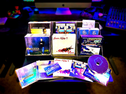 Heine House Physical CD Bundle