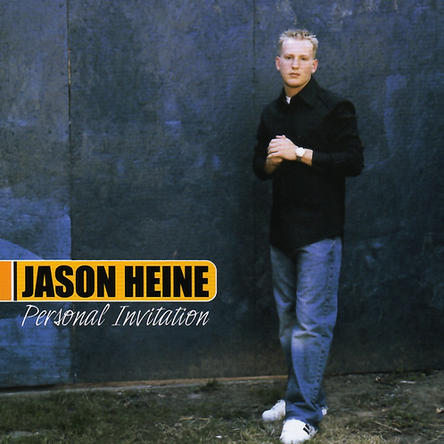 Jason Heine - Personal Invitation - Physical CD
