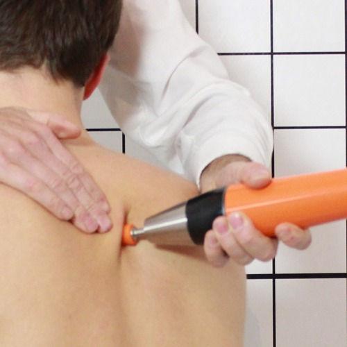 Djupvågsbehandling inkl massage