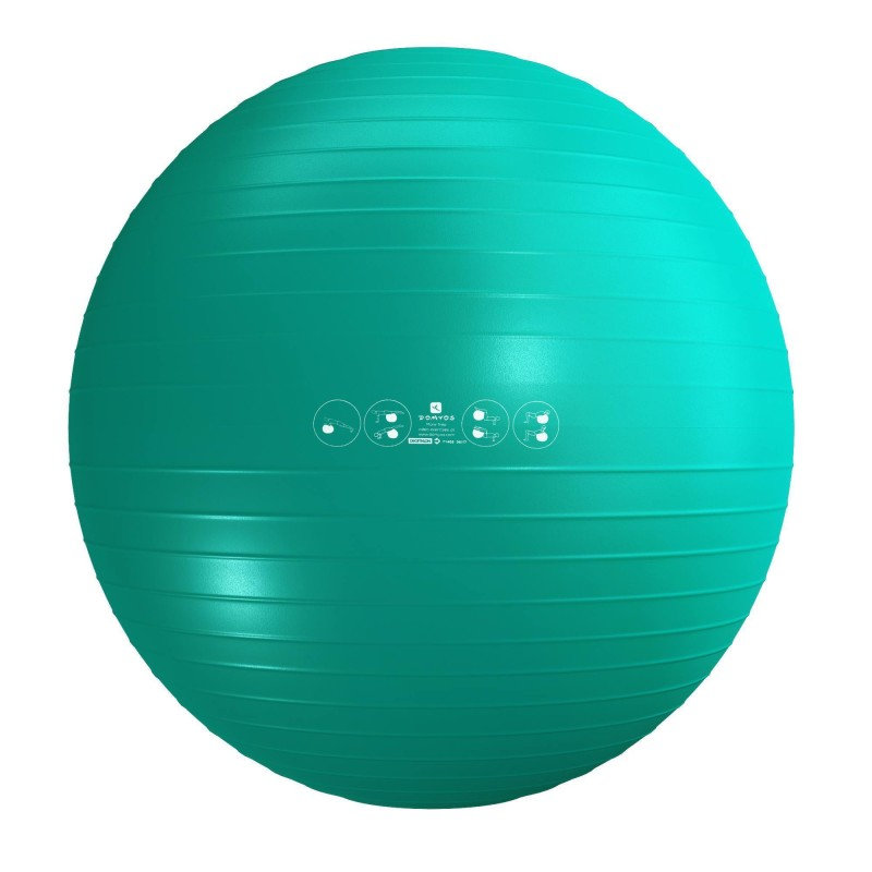 Scientific Back&Core Swissball training